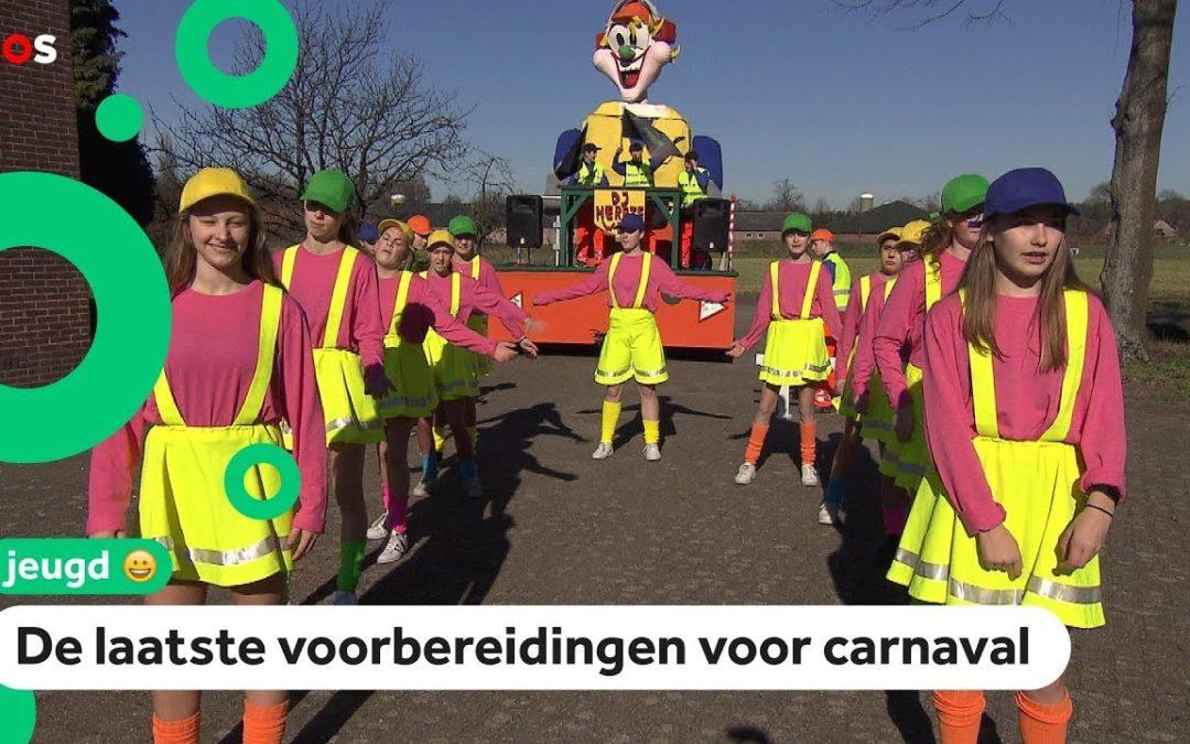[NL] Carnaval: Dansen, springen en Fristi zuipen (Alina)