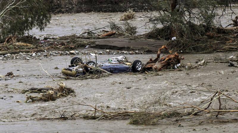 [NL] Veel schade op Grieks eiland door noodweer (Ángel GM)