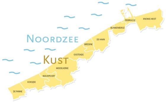 [VL] De Belgische kust