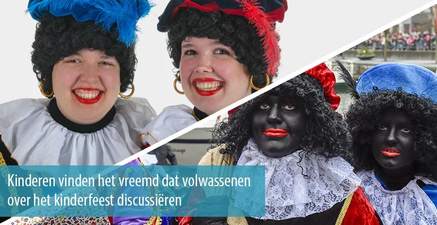 [VL] Ruzie om Zwarte Piet