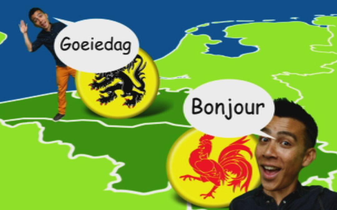 [NL-E] School-TV – België is tweetalig